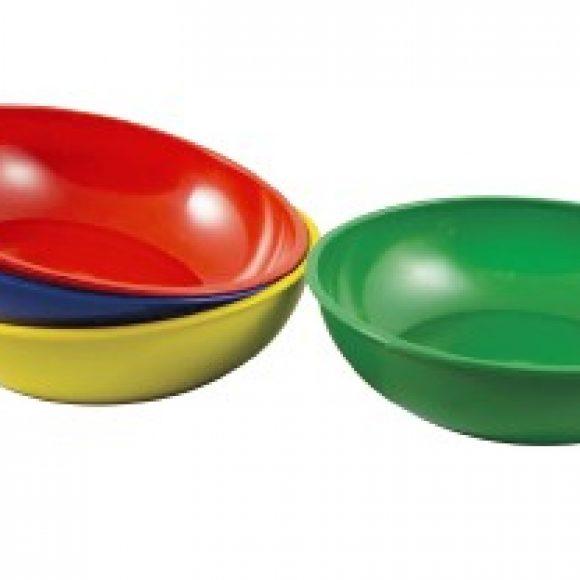 Plastic bowl set of 4